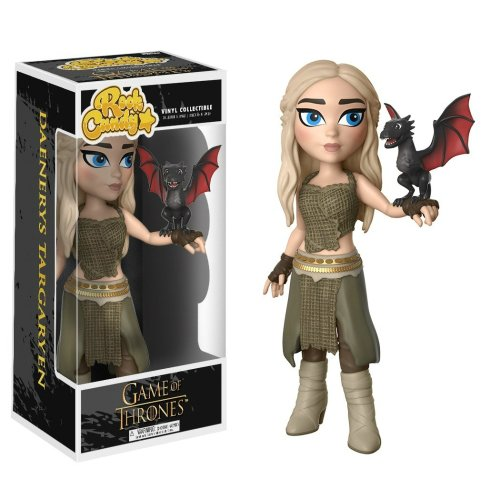 Rock Candy: Daenerys Targaryen (Game Of Thrones)