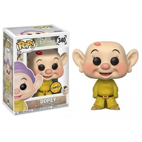 Funko Pop: Dopey (Snow White) (Chase)