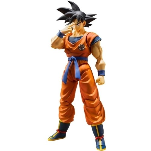Son Goku - A Saiyan Raised On Earth - S.H.Figuarts - Bandai
