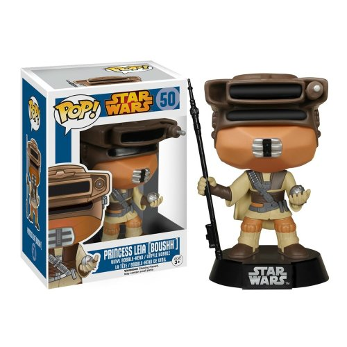 Funko Pop: Princess Leia (Boushh) (Star Wars)
