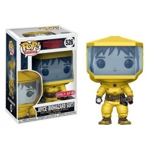 Funko Pop: Joyce - Biohazard Suit (Stranger Things) (Hot Topic Exclusive)