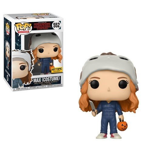 Funko Pop: Max (Costume) (Hot Topic Exclusive) (Stranger Things)