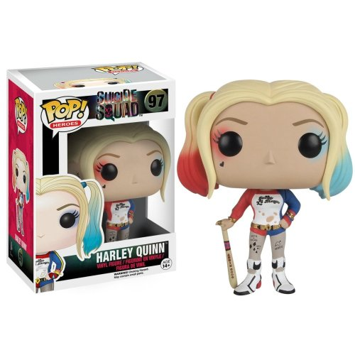 Funko Pop: Harley Quinn (Suicide Squad)