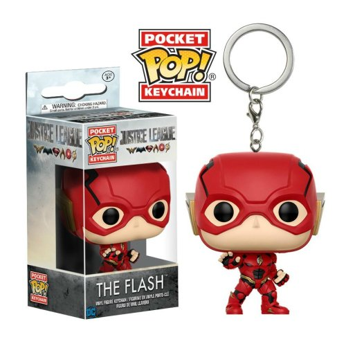 Pocket Pop Keychain: The Flash (Justice League)