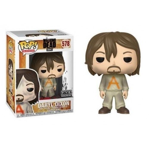 Funko Pop: Daryl Dixon (The Walking Dead)  (Fye Exclusive) - comprar online