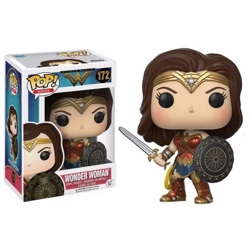 Funko Pop: Wonder Woman (Wonder Woman)