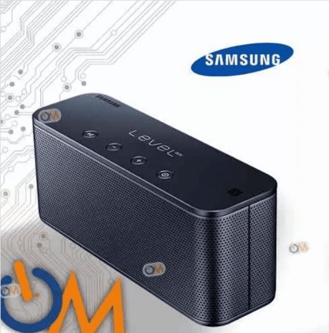 Parlante Samsung Bluetooth Level Box Nfc Negro