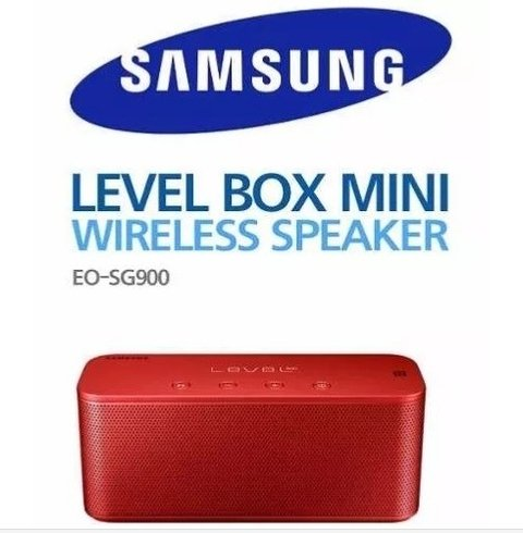 Parlante Samsung Bluetooth Level Box Nfc Negro en internet
