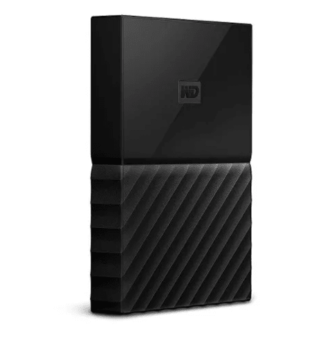Disco Externo Portatil Wd Western Digital My Passport 2tb Us - OFERTAMAYOR