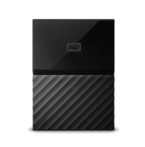 Imagen de Disco Externo Portatil Wd Western Digital My Passport 2tb Us