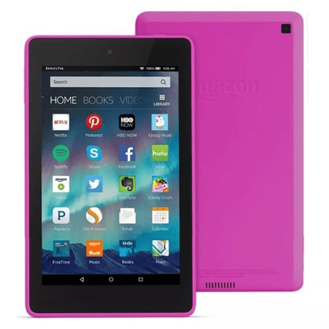 Tablet Amazon Kindle Fire 7 2017 16gb Magenta