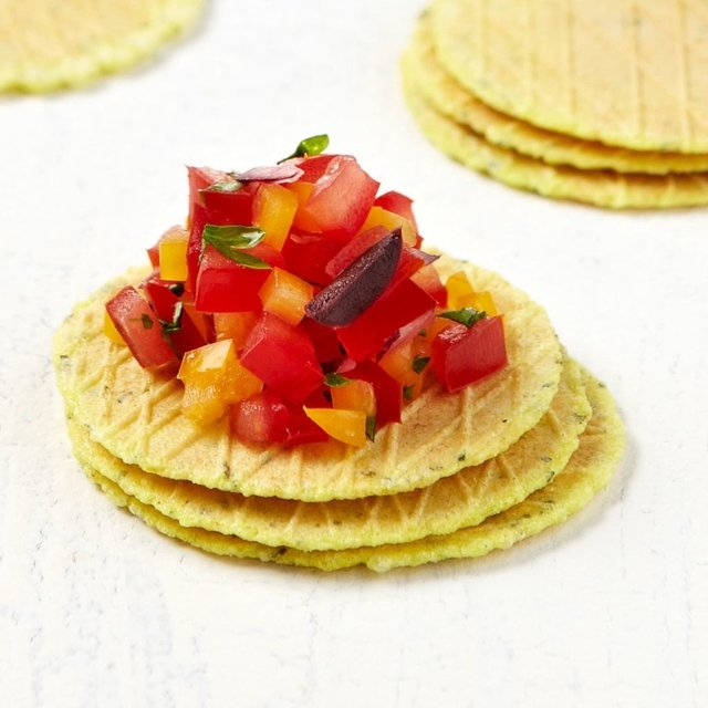 Galletitas Waffers Crackers Sarraceno - comprar online
