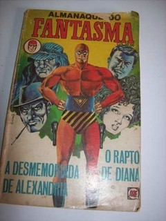 Almanaque Do Fantasma - 1977 (no Estado)