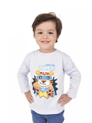 Remera Power Tiger - comprar online