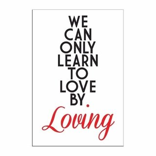 Cuadro Focu Deco En Lienzo Canvas 20x30 Learn By Loving