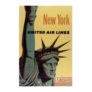 Cuadro Focu Deco Lienzo Canvas 20x30 United New York