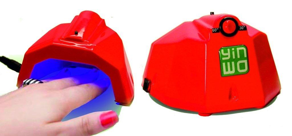 Cabina de uñas MINI 3 led - Comprar en Fesbell