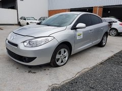 Renault Fluence 2.0 16v manual 2014 Sucata na internet