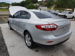 Renault Fluence 2.0 16v manual 2014 Sucata