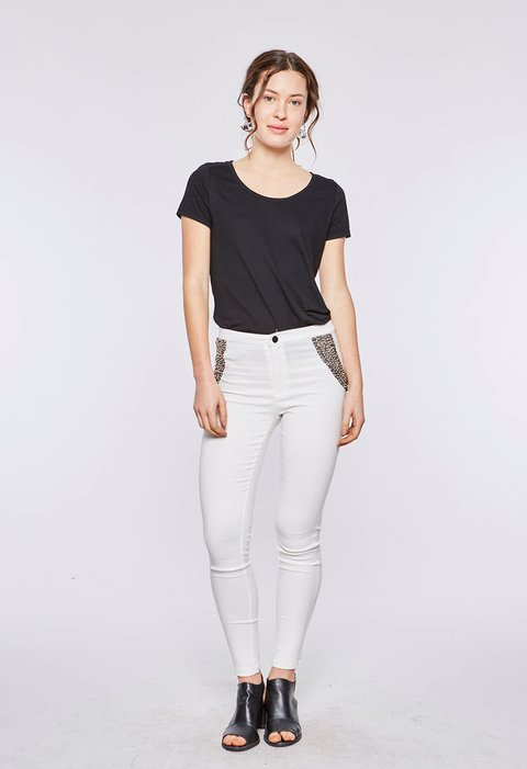 PANTALON LABEL