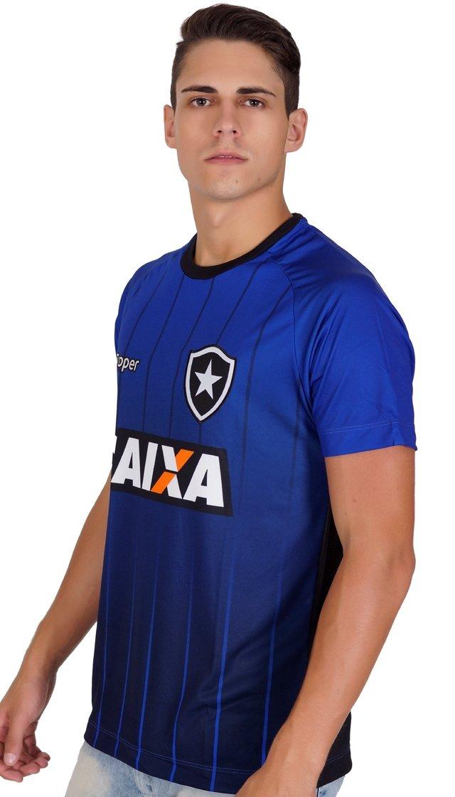 Camisa Botafogo Treino Atleta 2018 2fb5fc43a9481
