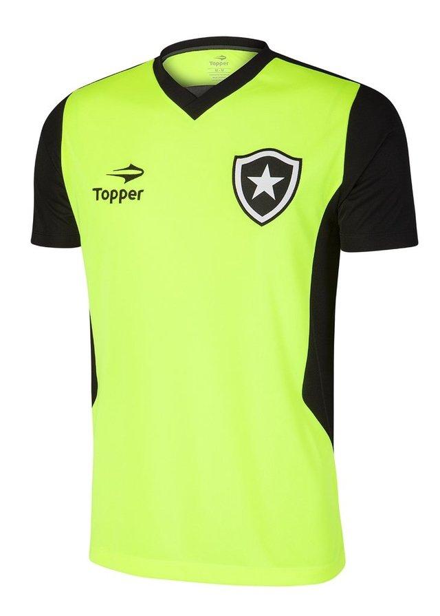Camisa Botafogo Treino e Aquecimento   3g  1594572611dd8
