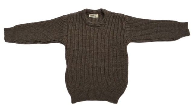 SWEATER NIKI - GRIS
