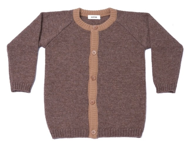 SWEATER OMA - CARAMEL en internet