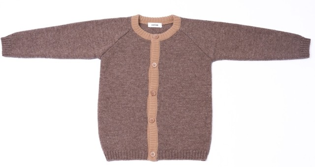 SWEATER OMA - CARAMEL