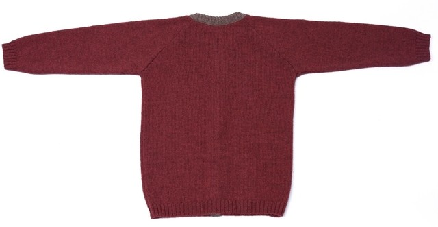 SWEATER OMA - CORAL - comprar online