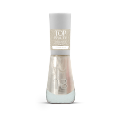 ESMALTE NEW TOP BEAUTY CINTILANTE PEROLADA 9ML