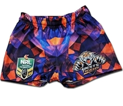 Short Rugart Wests Tigers