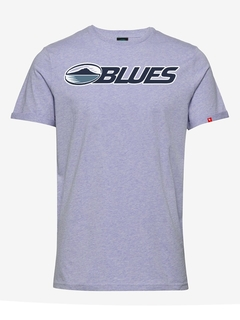 Remera Rugart Blues Super Rugby