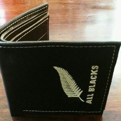 Billetera Rugart All Blacks en internet