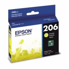 CARTUCHO EPSON T206420-AL P/ XP-2101 AMARILLO 2ML