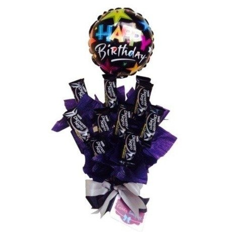Candy Bouquet - Diamante Negro