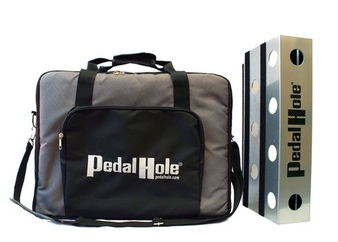 Pedal Hole® - SILVER + Soft Case en internet