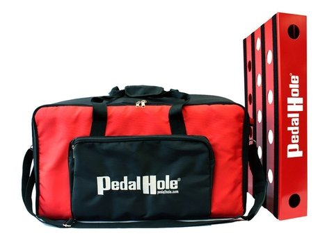 Pedal Hole® - VULCANO + Soft Case en internet