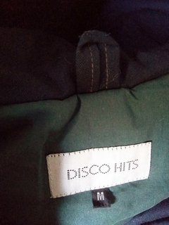 Campera impermeable - DISCO HITS