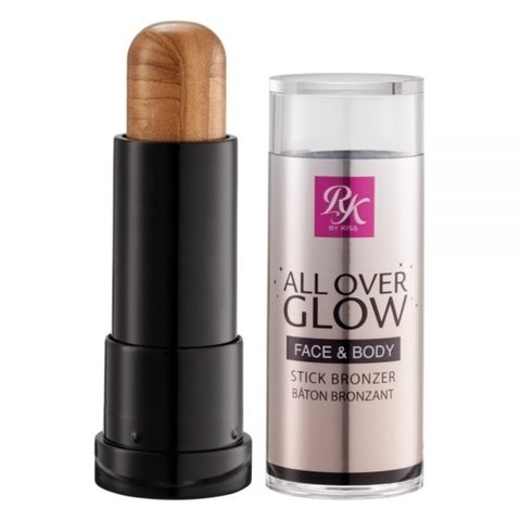 RK Kiss New York All Over Glow Face & Body Stick Bronzer 11g - Golden Glow