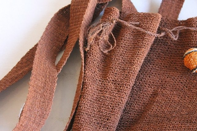BOLSO CHACO COLOR CHOCOLATE - comprar online
