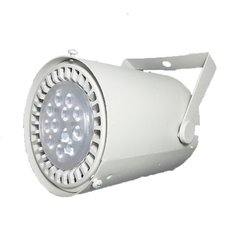 Pack X 10 Proyector Spot Tacho Ar111 Con Lampara Led 15w