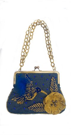 Cartera bordada Pimpi Smith Collections