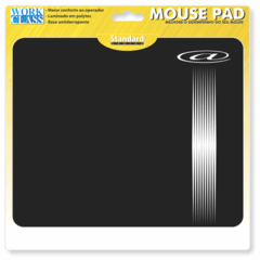 MP27-Mouse Pad Office Preto - comprar online