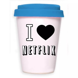TAKE AWAY CUP I LOVE NETFLIX en internet