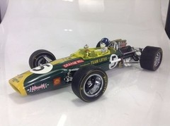 F1 Lotus Type 49B Graham Hill - Exoto 1/18