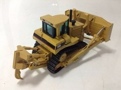 Caterpillar D9r Kettendozer Nzg Modelle 1/50 - B Collection