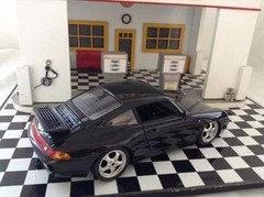 Porsche 911 Carrera (1993) - Burago 1/18 - B Collection