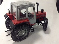 Trator Massey Ferguson 1014 - ROS 1/25 - B Collection