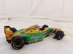 F1 Benetton B193b M. Schumacher - Tamiya 1/20 - B Collection